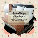 Allergy Proof Bedding - First Line Of Defense Against Dust Mites